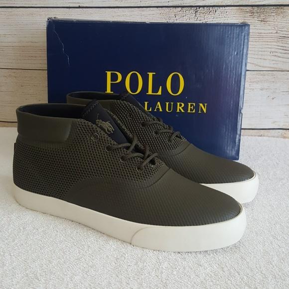 New Chukka Sneakers Nwt Ralph Vadik Polo Lauren l1cTFKJ